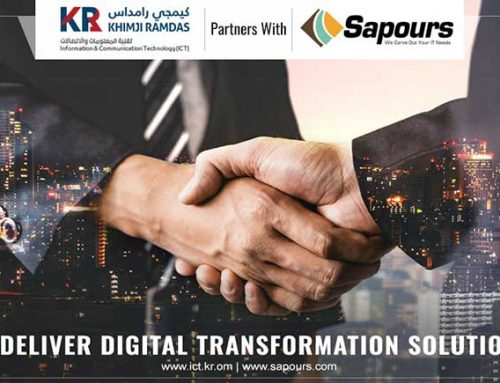 Sapours Technologies partners with ICT